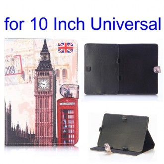 Crazy Kase - Etui tablette universel 10 pouces Motifs London