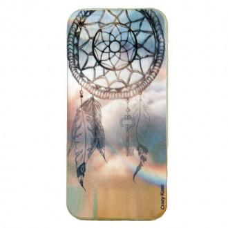 Crazy Kase - Coque iPhone 5 / 5S motif Attrape Rêve