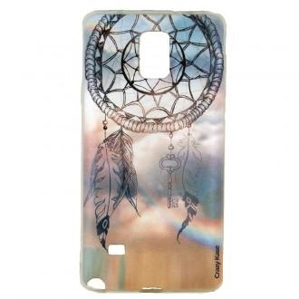 Crazy Kase - Coque Galaxy Note 4 motif Attrape Rêve