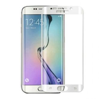 Film Galaxy S6 Edge protection écran verre trempé incurvé