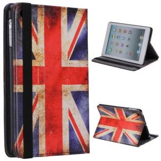 Crazy Kaze - Etui iPad Mini 1/2/3 motif Drapeau UK