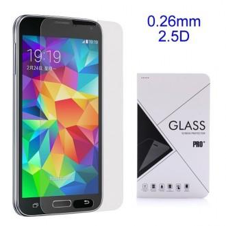 Film Samsung Galaxy S5 protection écran verre trempé