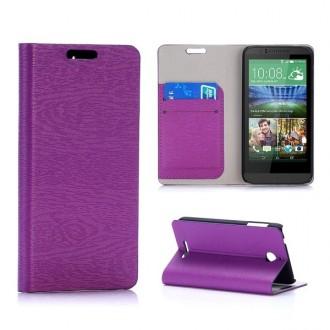 Crazy Kase - Etui HTC Desire 510 Violet