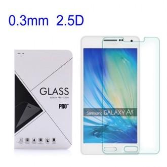 Film Samsung Galaxy A5 protection écran verre trempé