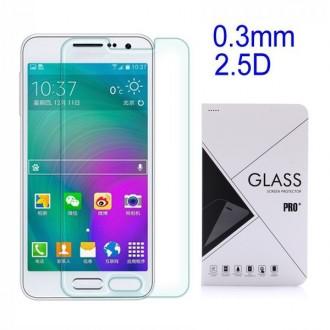Film Samsung Galaxy A3 protection écran verre trempé