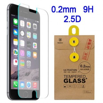 Film iPhone 6 Plus / 6S Plus protection écran verre trempé - Baseus