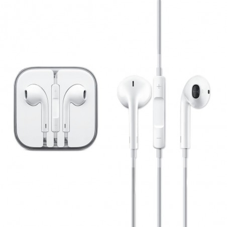 Écouteurs avec télécommande et micro Original MD827ZMA - Apple