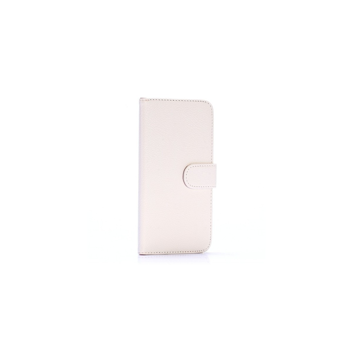 Etui HTC Desire 820 Portecartes Blanc - Crazy Kase