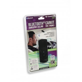 Kit mains libres Bluetooth pare soleil - Dymond