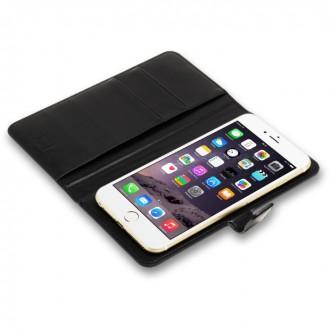Etui Smartphone Universel portecartes noir - Taille XL - Unplug