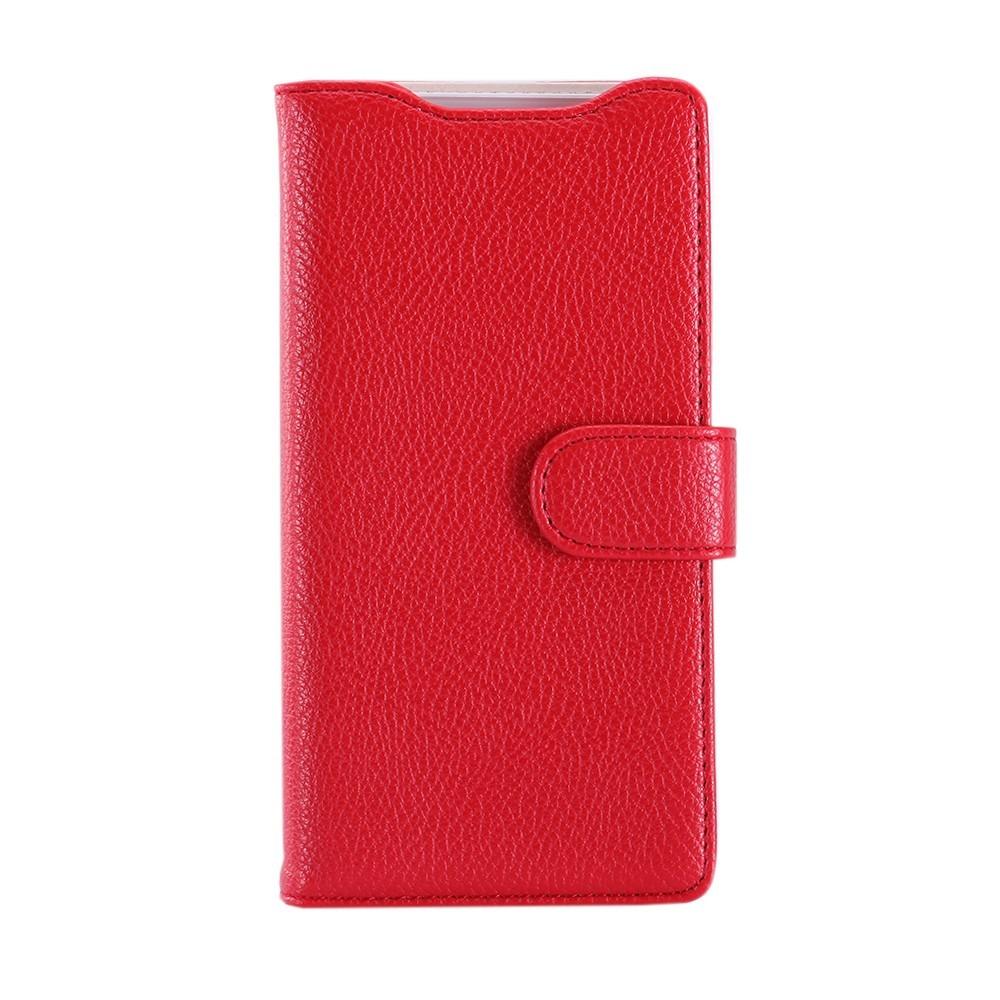 Etui Sony Xperia Z5 Premium Portecartes Rouge - Crazy Kase