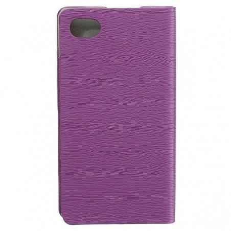 Etui Sony Xperia Z5 Compact Violet - Crazy Kase