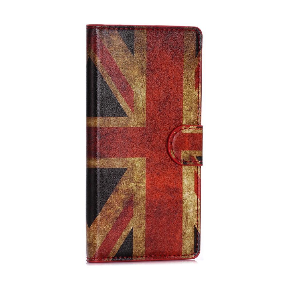 Etui Huawei P8 Lite motif Drapeau UK - Crazy Kase