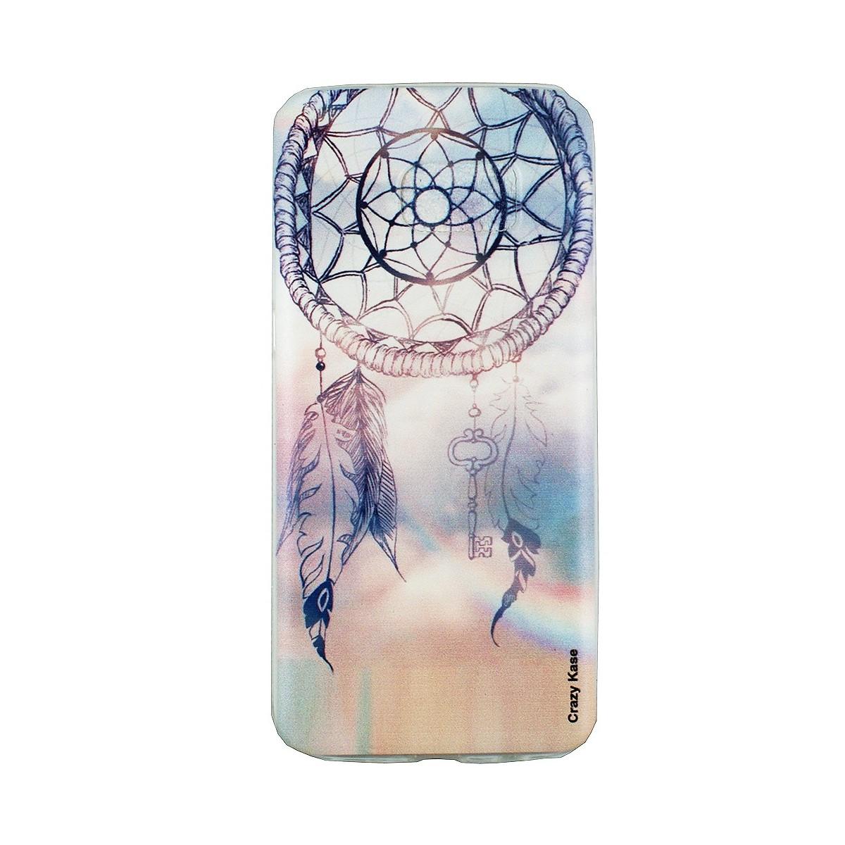 Crazy Kase - Coque Galaxy S7 Edge motif Attrape Rêves