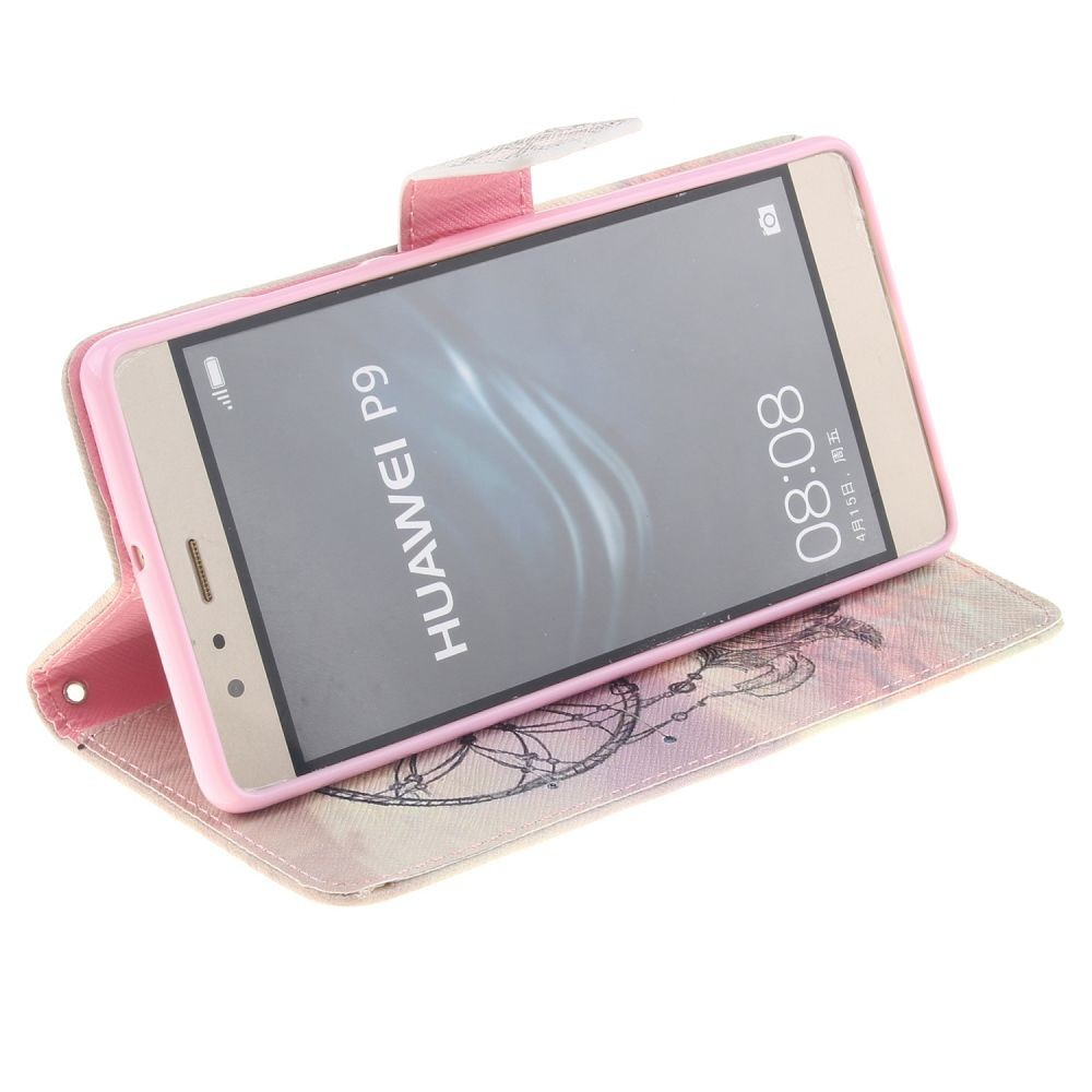 Etui Huawei P9 motif Attrape Rêves - Crazy Kase