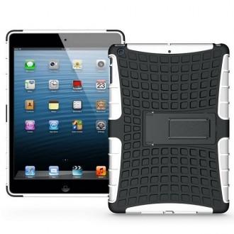 Coque iPad Air Anti-choc Noire et Blanche