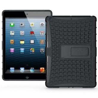 Coque iPad Air Anti-choc Noire - Crazy Kase