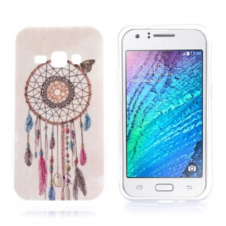 Coque Galaxy J1 (2016) motif Attrape Rêves - Crazy Kase