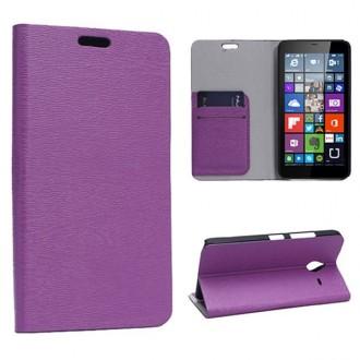 Etui Microsoft Lumia 640 XL Violet - Crazy Kase