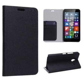 Etui Microsoft Lumia 640 XL Noir - Crazy Kase