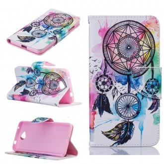 Etui Microsoft Lumia 650 motif Attrape Rêves Multi couleur - Crazy Kase