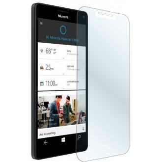 Film Microsoft Lumia 550 protection écran verre trempé - Muvit