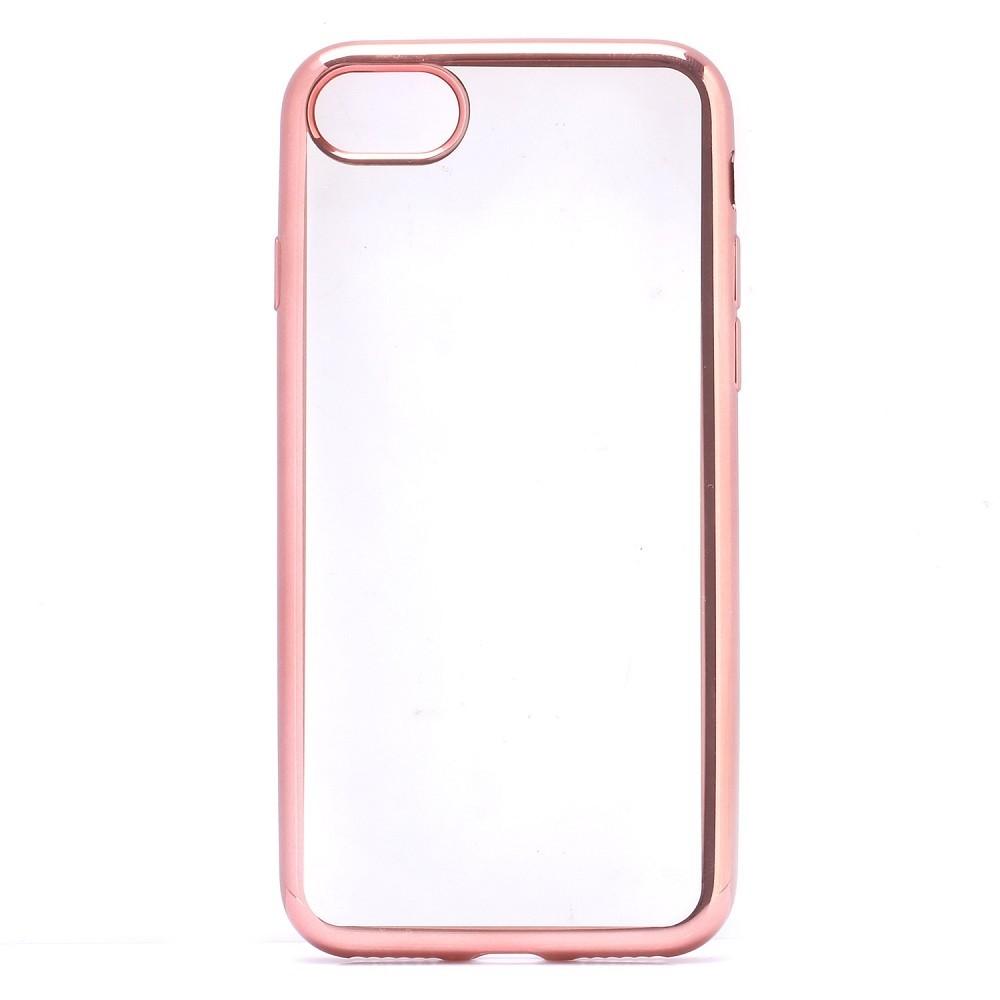 coque iphone 8 contour rose
