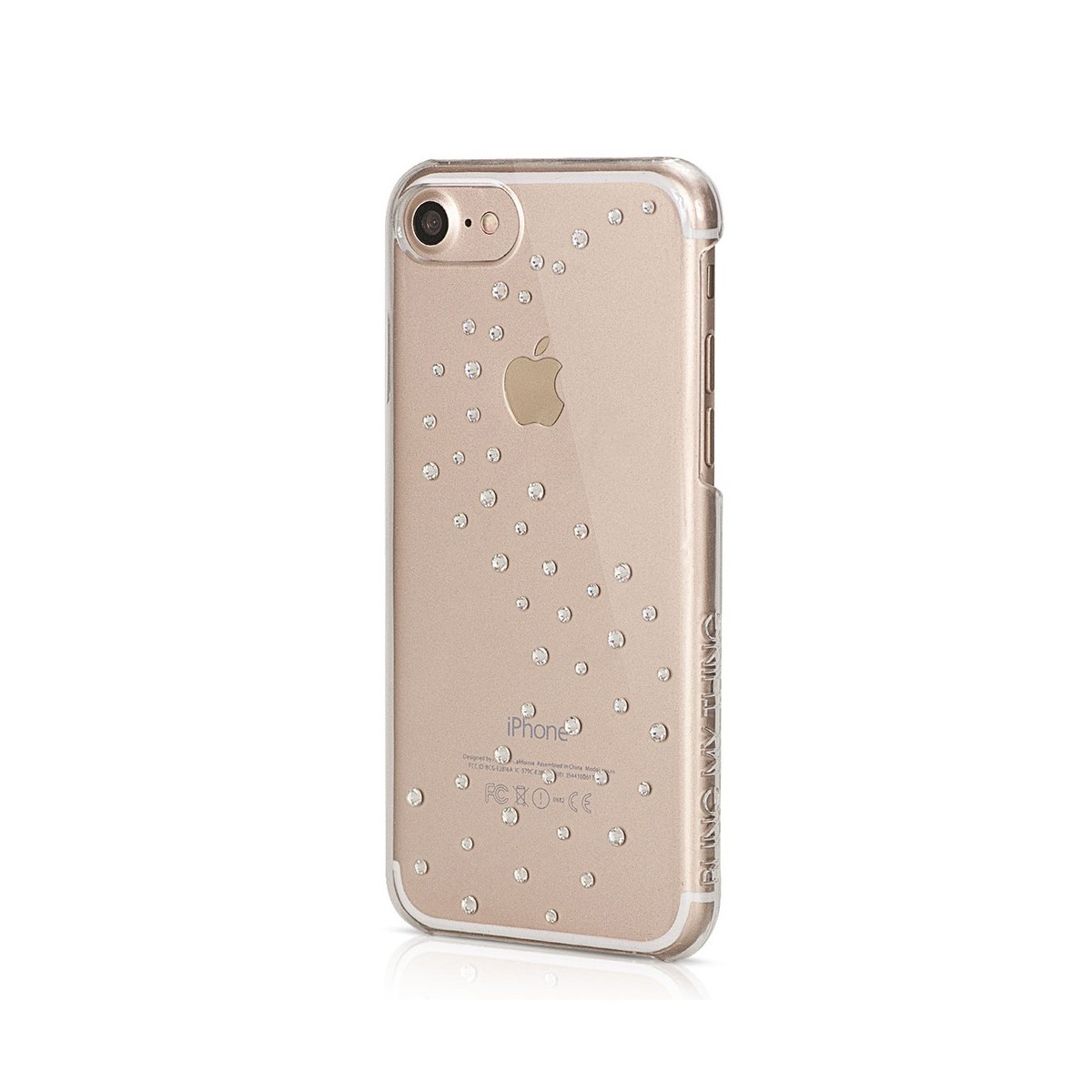 Coque iPhone 7 Milky Way Pure Brillance Strass Cristal Swarovski - Bling My Thing