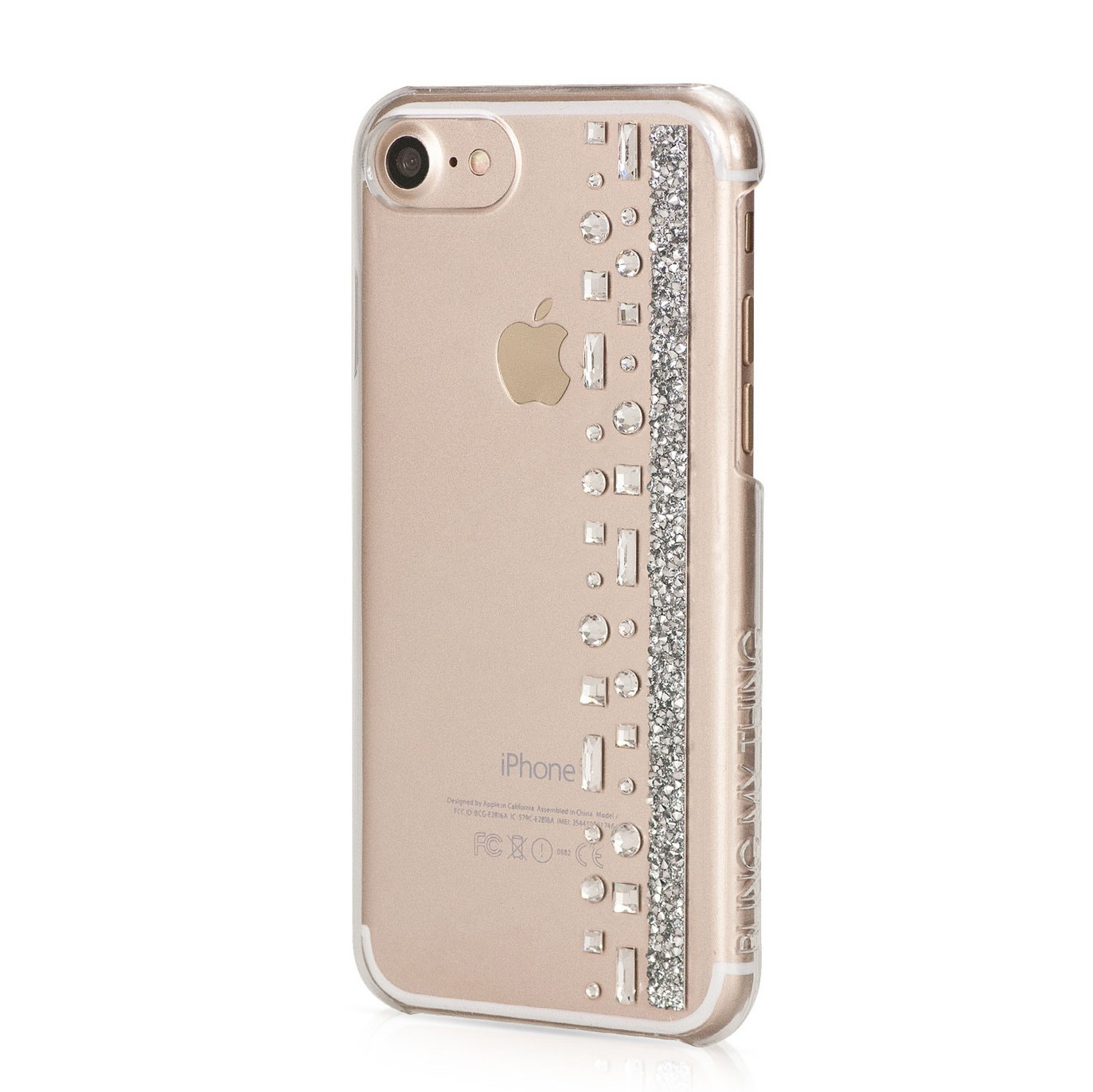 coque iphone 7 plus cristal