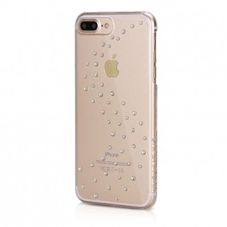 Coque iPhone 8 Plus/7 Plus Milky Way Pure Brillance avec cristaux de Swarovski - Bling My Thing
