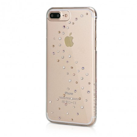 Coque iPhone 7 Plus Milky Way Angel Tears Strass Swarovski - Bling My Thing