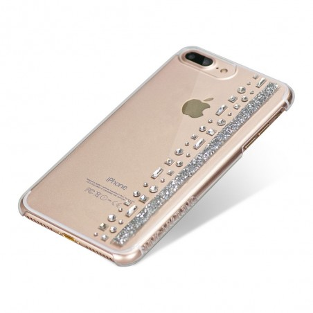 Coque iPhone 7 Plus Hermitage Crystal Strass Cristal Swarovski - Bling My Thing