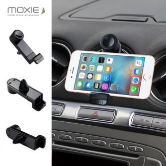 Support voiture Universel à grille d'aération pour Smartphone de 5,1 à 9,3cm.