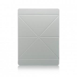 """Etui iPad Pro 9.7"""" Gris avec fonction veille - G-Case"""