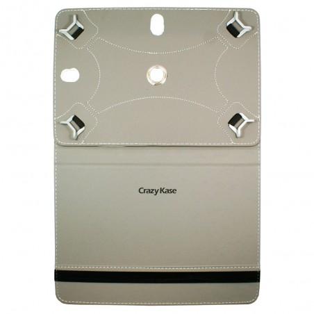 Etui tablette universel 10 pouces rotatif 360° Motif Drapeau UK - Crazy Kase