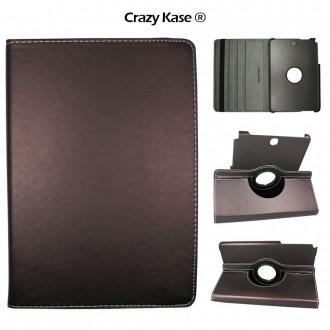 Etui Samsung Galaxy Tab A 9.7 Noir - Crazy Kase