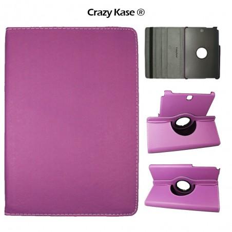 Etui Samsung Galaxy Tab A 9.7 Mauve - Crazy Kase