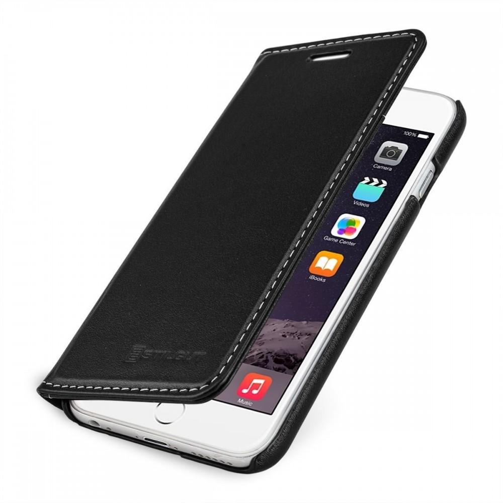 coque portefeuille iphone 6 noir