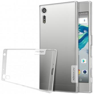 Coque Sony Xperia XZ Transparente souple - Nillkin