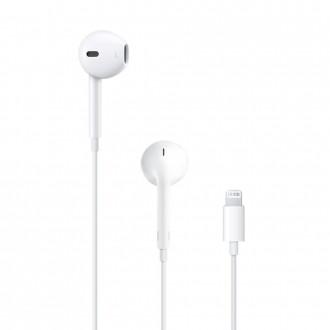 Écouteurs avec télécommande et micro Original MMTN2ZM/A connecteur Lightning - Apple