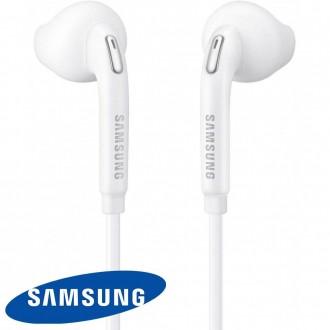 Écouteurs avec télécommande et micro blanc (vrac) - Samsung