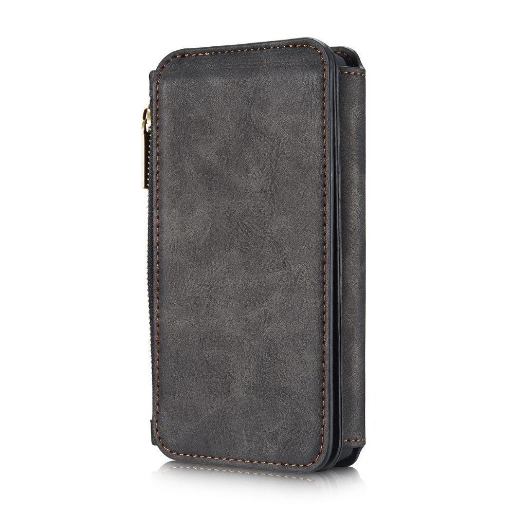Etui Samsung Galaxy S7 Portefeuille multifonctions Noir - CaseMe