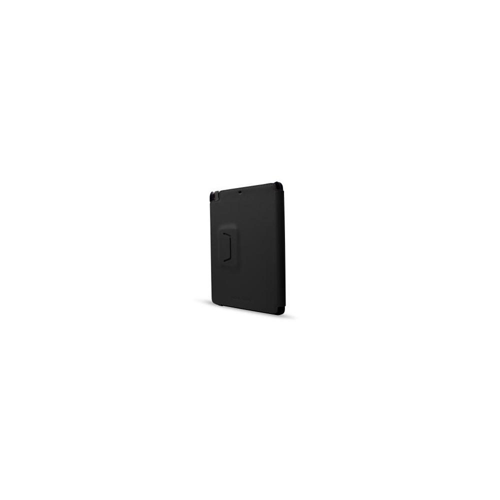 Etui iPad Air 2 Folio Case uni Noir -Moleskine