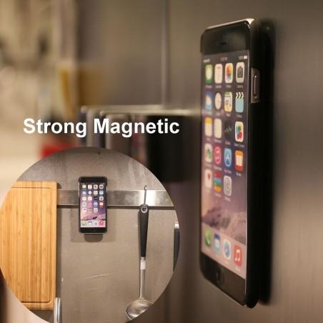 Etui iPhone 6/6s Portefeuille multifonctions Marron - CaseMe