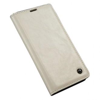 Etui Sony Xperia Z4 Portefeuille Blanc - CaseMe