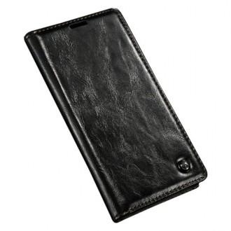 Etui Sony Xperia Z3 Portefeuille Noir - CaseMe