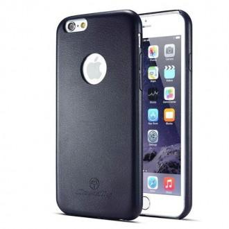 Coque iPhone 6 bleu nuit ultraslim CaseMe