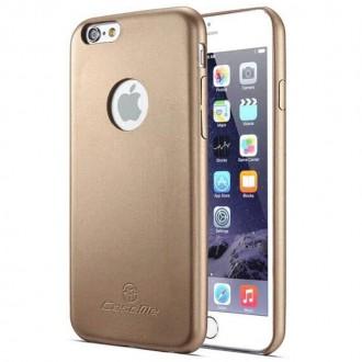 Coque iPhone 6 dorée ultraslim CaseMe