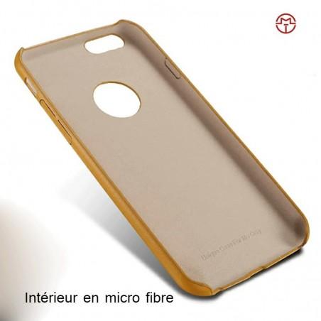 Coque iPhone 6 noire ultraslim CaseMe