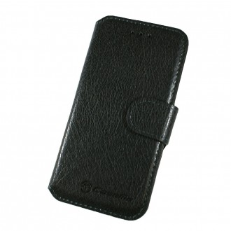 Etui iPhone 6 Plus / 6s Plus Book type noir - CaseMe